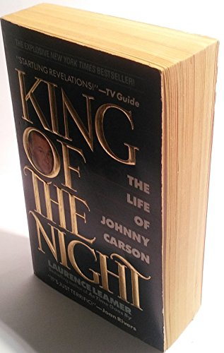 9780312922566: King of the Night: The Life of Johnny Carson