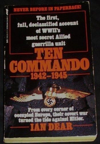9780312923068: Ten Commando, 1942-1945