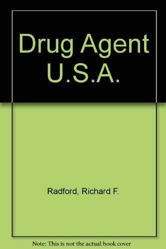 9780312923266: Drug Agent U.S.A.