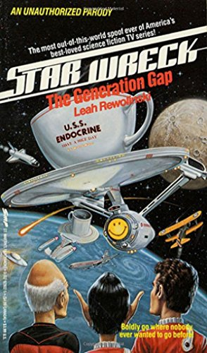 Star Wreck: The Generation Gap: Rewolinski, Leah