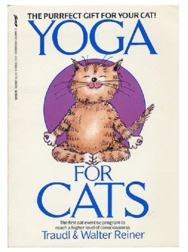 9780312924386: Yoga for Cats