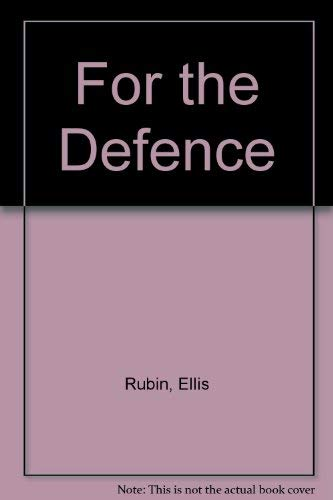 For the Defense: True Crime Cases of America's Most Famous Criminal Lawyer (9780312925345) by Ellis Rubin; Dary Matera
