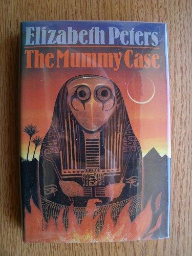 The Mummy Case: Peters, Elizabeth