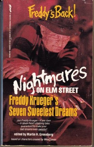 Nightmares on Elm Street: Freddy Kruger's Seven Sweetest Dreams: Greenberg, Martin Harry