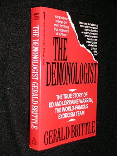 The Demonologist: Brittle, Gerald