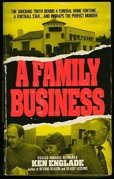 9780312928209: A Family Business (True Crime Library)