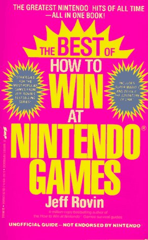 9780312928742: The Best of How to Win at Nintendo Games