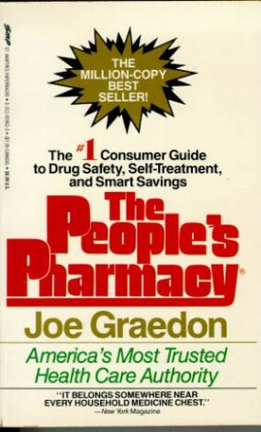 The People's Pharmacy (0312929625) by Joe Graedon