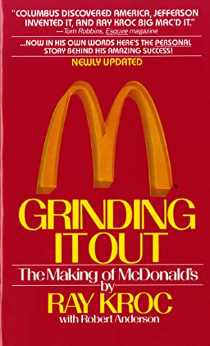 9780312929879: Grinding It Out: The Making of McDonald's