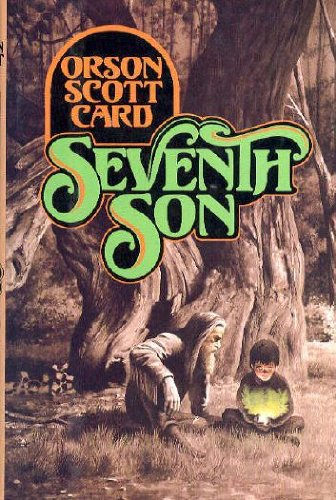 SEVENTH SON: Card, Orson Scott.
