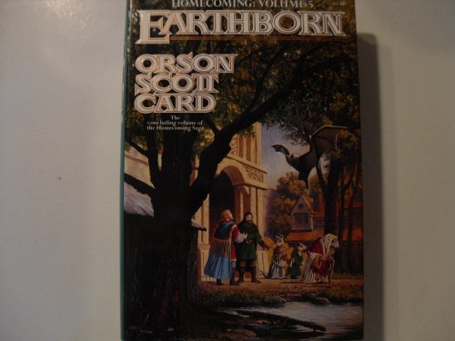 9780312930400: Earthborn (Homecoming, Volume 5)