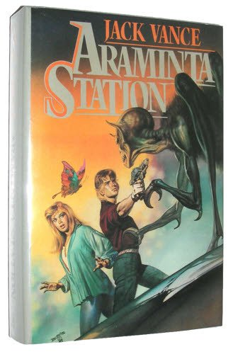 ARAMINTA STATION: Vance, Jack.
