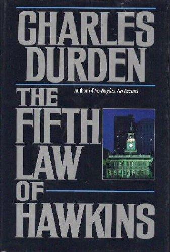 9780312930899: Fifth Law of Hawkins
