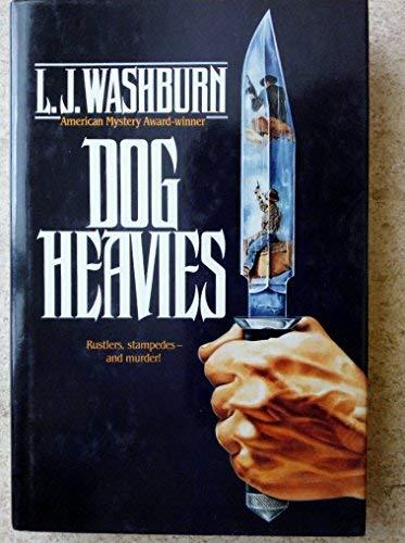 Dog Heavies: A Lucas Hallam Mystery: L. J. Washburn