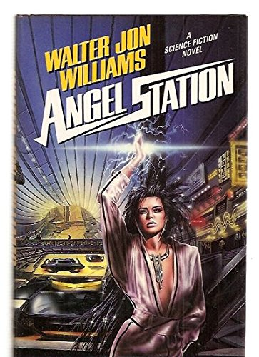 9780312931872: Angel Station