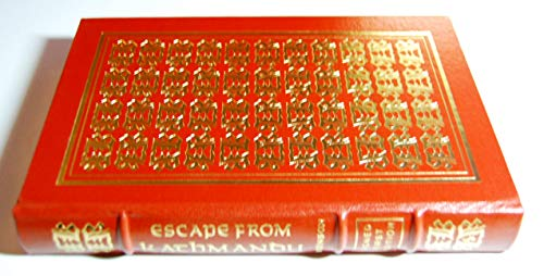 9780312931964: Escape from Kathmandu