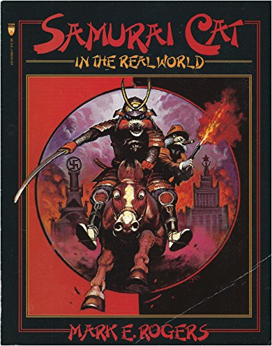 9780312931988: Samurai Cat in the Real World