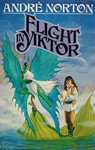 9780312932459: Flight in Yiktor