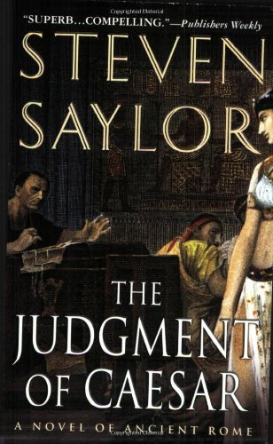 9780312932978: The Judgment of Caesar: A Novel of Ancient Rome (Novels of Ancient Rome)