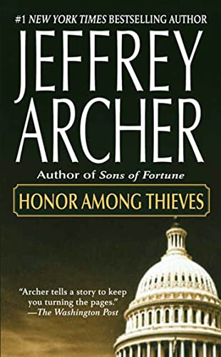 9780312933531: Honor Among Thieves