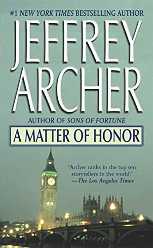 9780312933548: A Matter Of Honor