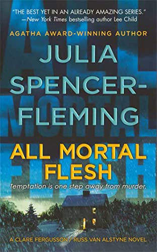 9780312933982: All Mortal Flesh (Clare Fergusson and Russ Van Alstyne Mysteries)