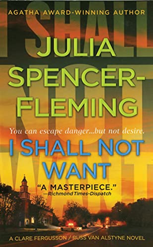 9780312933999: I Shall Not Want: A Clare Fergusson and Russ Van Alstyne Mystery (Clare Fergusson and Russ Van Alstyne Mysteries)