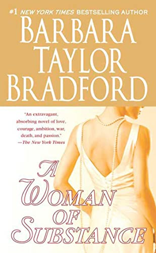 9780312935573: A Woman of Substance (Harte Family Saga)