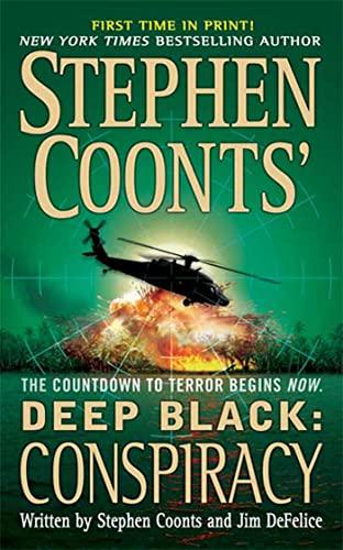 9780312937003: Conspiracy (Stephen Coonts' Deep Black, Book 6)