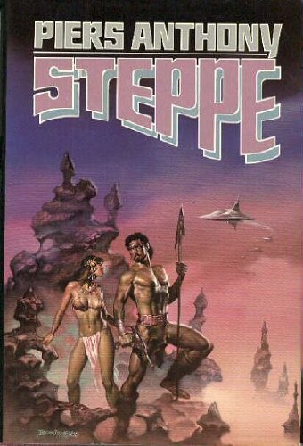 Steppe: Anthony, Piers