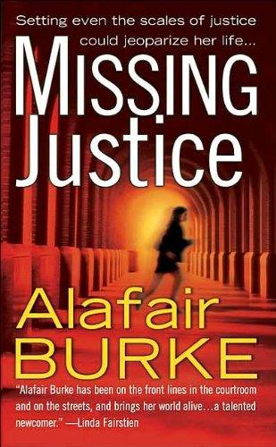 9780312937508: Missing Justice