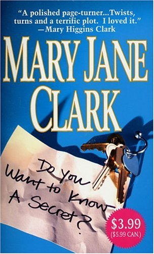 9780312938086: Do You Want to Know a Secret?: A Novel