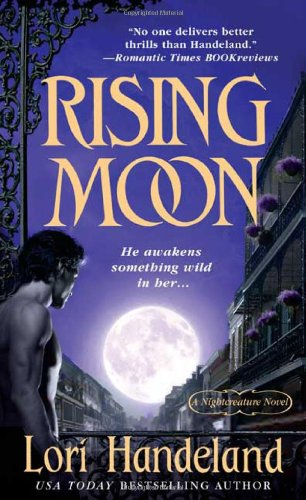 9780312938505: Rising Moon (Nightcreature, Book 6)