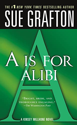 9780312938994: A Is for Alibi