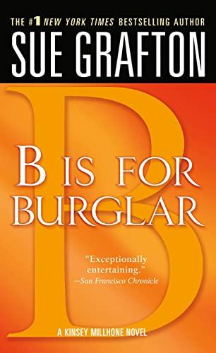 9780312939007: B Is for Burglar