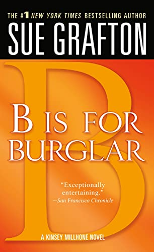 9780312939007: B is for Burglar (Kinsey Millhone Alphabet Mysteries, No. 2)