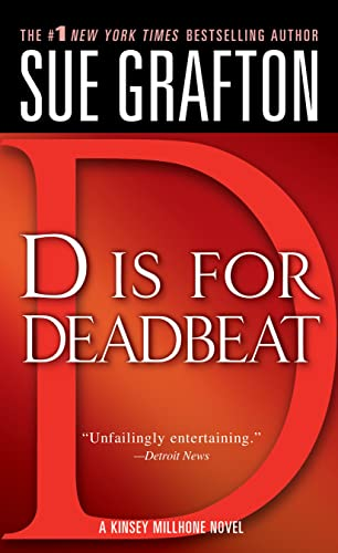 9780312939021: D is for Deadbeat (The Kinsey Millhone Alphabet Mysteries)