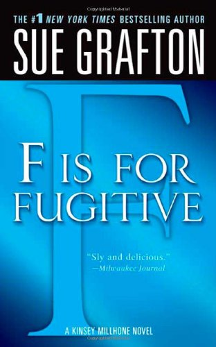 """9780312939045: """"f"""" Is for Fugitive: A Kinsey Millhone Mystery (Kinsey Millhone Mysteries (Paperback))"""