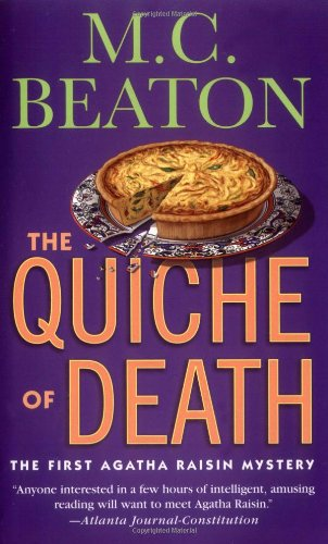 9780312939168: The Quiche of Death