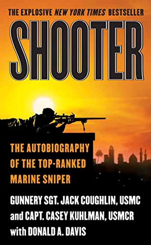 9780312939175: Shooter: The Autobiography of the Top-Ranked Marine Sniper