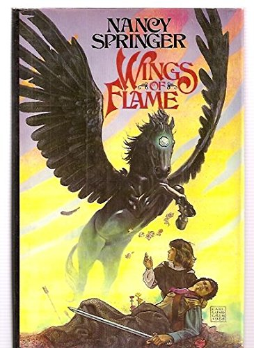 9780312939328: Wings of Flame
