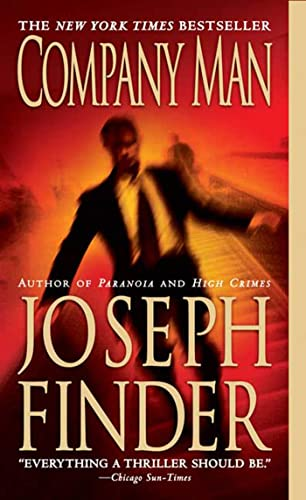 Company Man: Finder, Joseph
