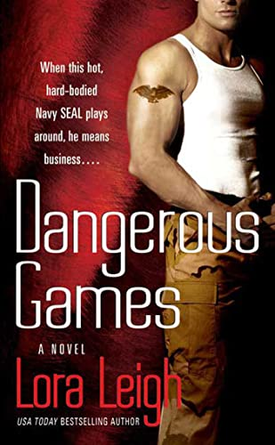 9780312939922: Dangerous Games (Tempting Navy Seals)