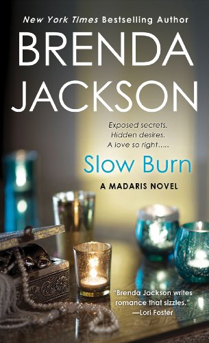 9780312940492: Slow Burn: A Madaris Novel (Madaris Family Novels)