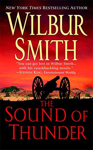 9780312940676: The Sound of Thunder (Courtney Family, Book 2)