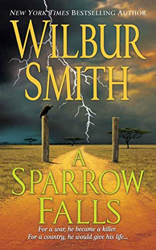 9780312940683: A Sparrow Falls (Courtney Family, Book 3)