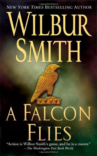 9780312940713: A Falcon Flies (Ballantyne Novels)