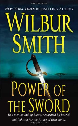 9780312940812: Power of the Sword (The Courtneys of Africa)