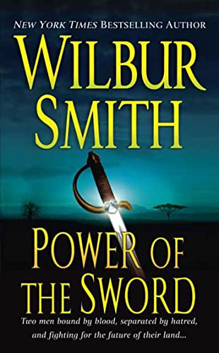 9780312940812: Power of the Sword (Courtney Family Adventures)