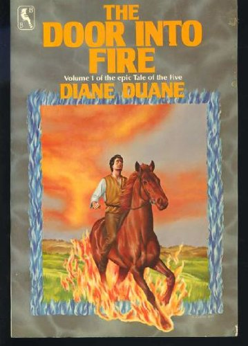 9780312941079: The Door into Fire: Tale of the Five Volume 1